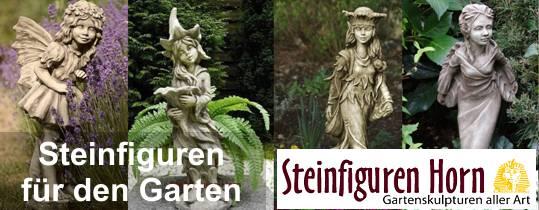Steinfiguren Horn